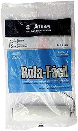 Rolo La Sintetica Rola Facil 9cm Atlas
