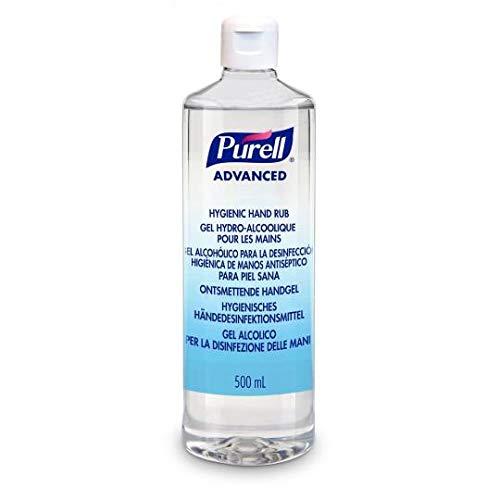 PURELL - Desinfectante de manos de 500ml