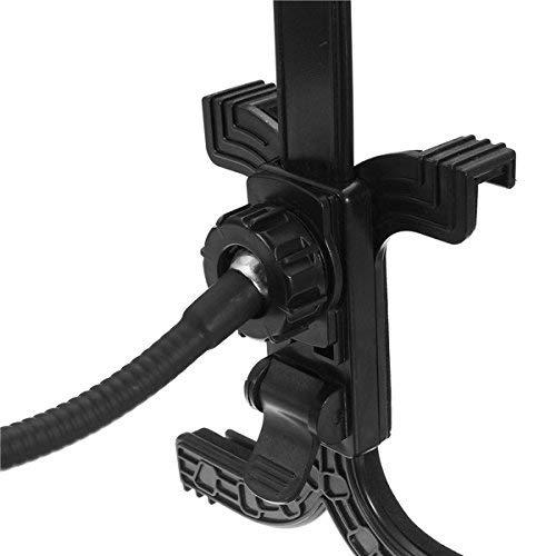 WEI-LUONG Clip de 360 ° Ajustable Ajustable en el Soporte del Soporte para el teléfono Celular de la Tableta