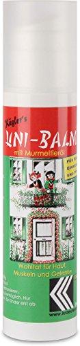 Preisvergleich Produktbild normani Neu Küglers Uni-Balsam mit Murmeltieröl mit praktischer Dosierhilfe