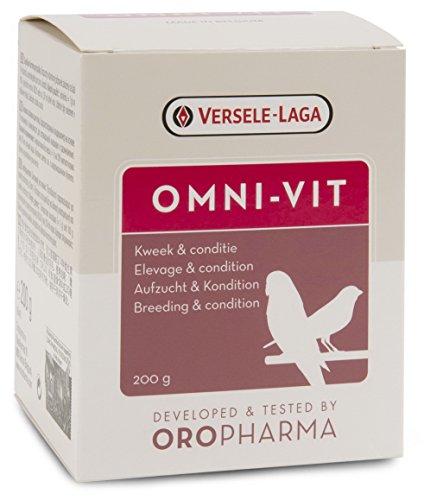 Versele-Laga Oropharam-Omni-Vit Complément Alimentaire pour Oiseau 200 g