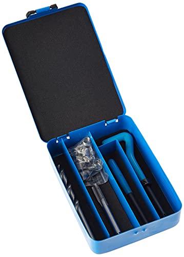 Silverline 347853 Coffret de réparation des taraudages de type Helicoil M8 x 1,25 mm