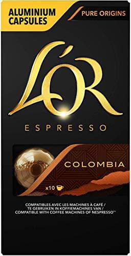 L'Or Espresso Café Colombia Intensité 8 - 50 Capsules...