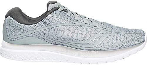 Saucony Men's Kinvara 10 Competition Running Shoes, Grey (Gris 42), 7 UK