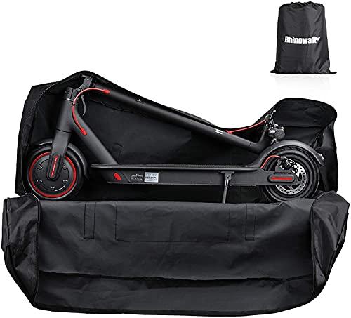 SUNTTELF Bolsa de transporte para patinete eléctrico, bolsa de transporte plegable, accesorios...