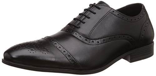 Bond Street by (Red Tape) Men's Black Formal Shoes - 10 UK/India...