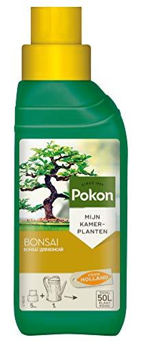 Pokon Bonsai-Flüssigdünger, Premium Spezial-Flüssigdünger, Pflanzennahrung für Bonsai-Bäume, 250 ml