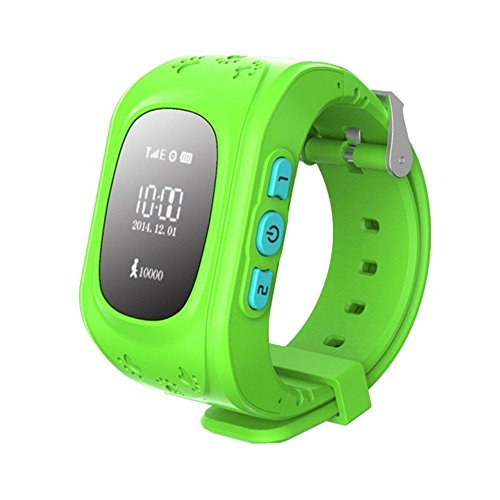 Hangang GPS Smart Watch GPS Tracker Smart Watch kinderen polshorloge GPS tracker anti-verlies GPS tracker
