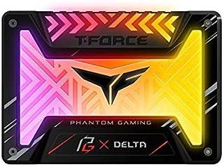 Team Group Delta Phantom Gaming RGB Unidad de Estado sólido 2.5