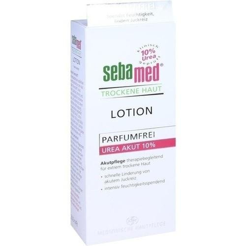 SEBAMED Trockene Haut Parfumfrei Lotion Urea 10% 200 ml
