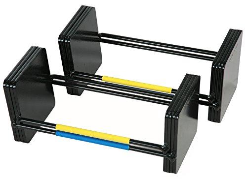 PowerBlock USA Elite 5-50lbs Dumbbell Set