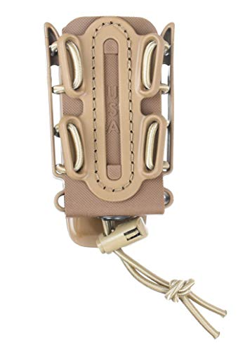 G-CODE Soft Shell Scorpion-Short-Limited Color- (Sand) with Cobra Paddle 100% Made in USA (1153-1C)