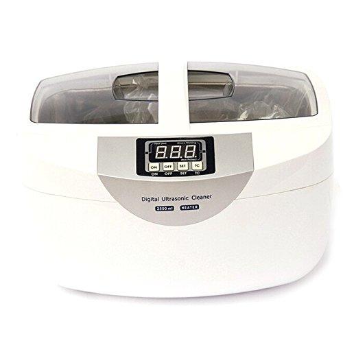 Magical Asso professionele ultrasone reiniger, 160 W, 2,5 l, voor thuis, sieraden, Lab, brillen