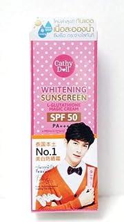 Cathy Doll L-Glutathione Magic Cream Whitening Pore Tightening