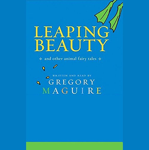 Leaping Beauty audiobook cover art