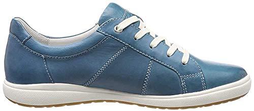 Josef Seibel Damen Caren 01 Sneaker, Blau (Azur 133 515), 39 EU