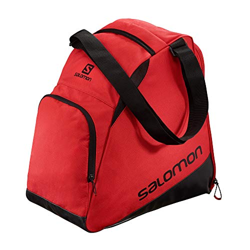 SALOMON(サロモン) スキー ブーツバッグ EXTEND GEARBAG (エクステンド ギアバック) Goji Berry/Black NS LC1414800