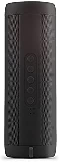 Ocamo Wireless Bluetooth Speaker with Portable Waterproof Stereo Outdoor Mini Speaker with High Compaticity black