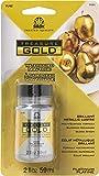 FolkArt 3085E Treasure Gold Acrylic Paint, 2 oz, Platinum 2 Fl Oz