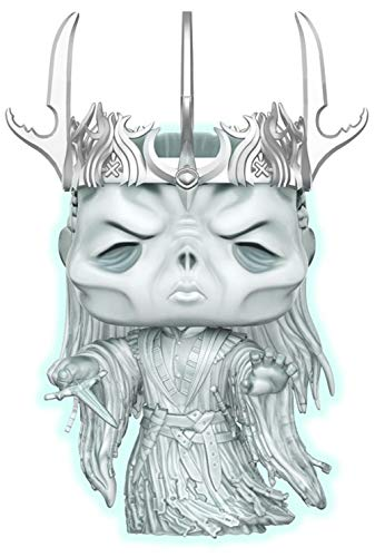 Funko Pop! Movies Lord of the Rings Twilight Ringwraith Hot Topic Exclusive Glow In The Dark Vinyl Figure #449