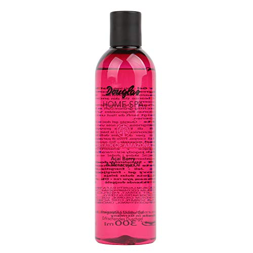 Douglas Home Spa – BREATH OF Amazonia – Acai Berry & Fruit de la Passion Oil – Gel Douche/gel douche 300 ml
