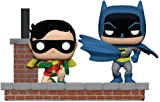 Funko- Pop Vinyl: Comic Moment 80th: Look Batman and Robin (1964) Figura de Vinilo,...