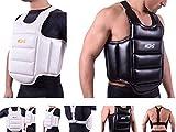 Ofbos® Catcher Protettore Petto, Corpetto Protettivo MMA, Chest Protection MMA, Muay Thai...