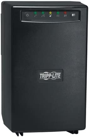 Tripp Lite OMNIVS1500XLTAA 1500VA 940W UPS Battery Back Up Tower AVR 120V RJ45 TAA GSA, 8 Outlets