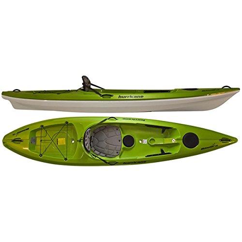 HURRICANE Skimmer 116 Sit-On-Top Kayak - 2019 Wasabi, One Size