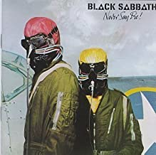 Never Say Die by Black Sabbath (1990) Audio CD