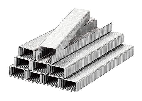 KWB 353-110 Klammern, Feindraht, Standard, Typ 053/353, C-Spitze, 10 mm