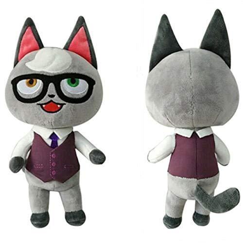 1PCS Animal Crossing Plüsch Gefüllte Puppe 8