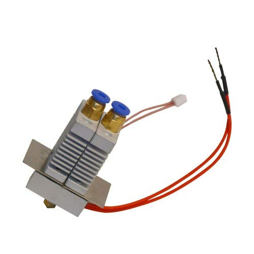 GIANTARM 2 in 1 out dual extruder mix color hotend for A10M A20M