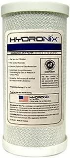 Hydronix CB-45-1005 NSF Carbon Block Filter 4.5