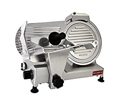 BESWOOD 10' carbon steel electric deli meat slicer