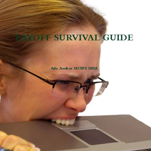 Layoff Survival Guide audiobook cover art