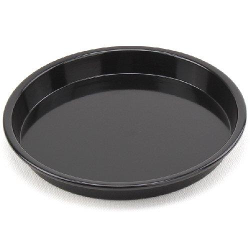 XGQ 9 Pulgadas Redondo Antiadherente Cacerola de la Pizza de la hornada de cocción Bandeja del Horno, tamaño: 24,5 (D) x 1.6cm (H)