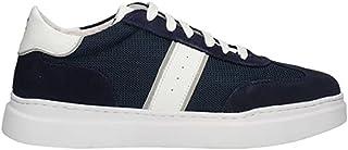 Keys Scarpe Uomo Sneakers in Tessuto Blu 4601-BLU