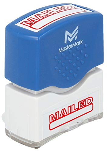 Mailed Stamp � MasterMark Premium Pre-Inked Office Stamp