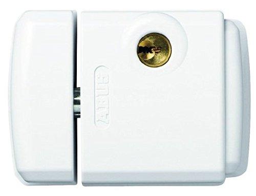 ABUS 427220FTS 30023003_ w006-paire von Schlössern auf Unterseite, identischen Schlüsseln Blisterverpackung weiß