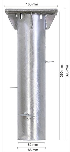 Schneider Universal-Bodenplatte - 3