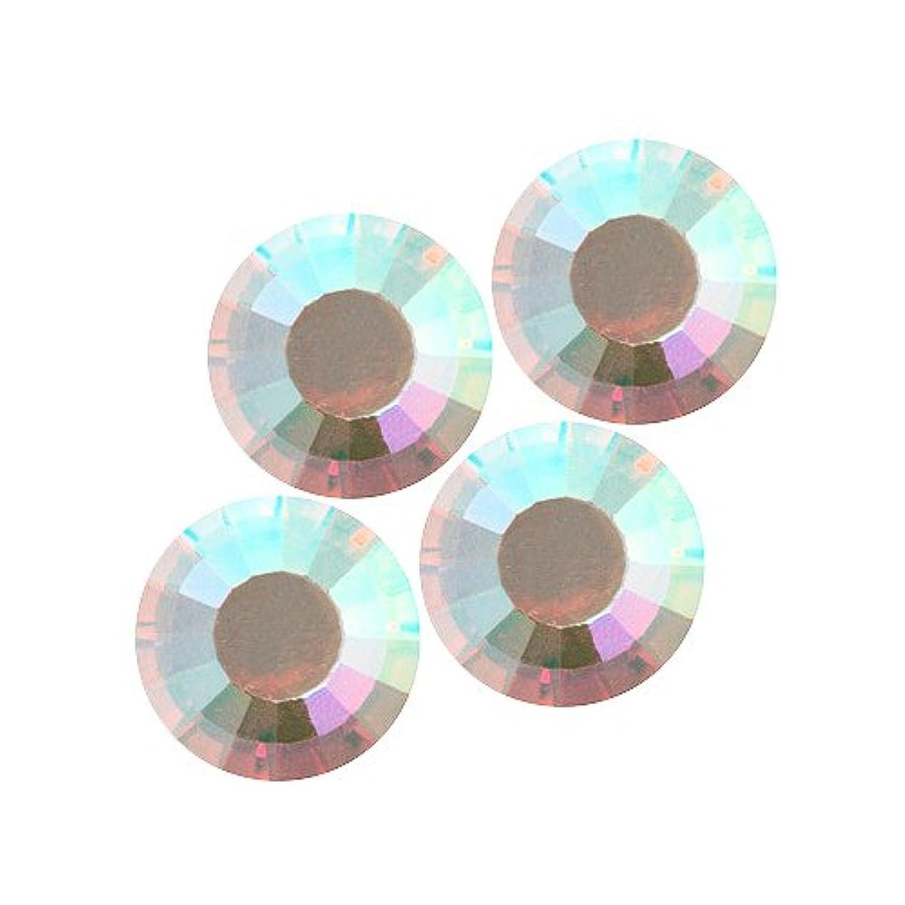 従事するファセット普通にバイナル DIAMOND RHINESTONE オーロラSS8 720粒 ST-SS8-AUR-5G