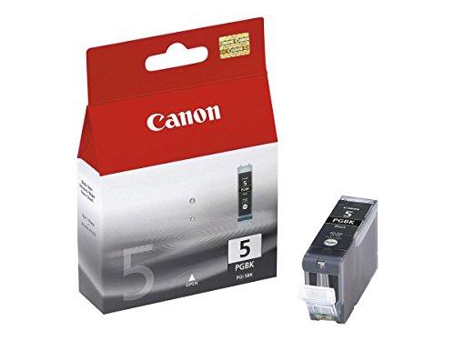 Canon PGI-5BK, OEM Pigment schwarz Ink Tank