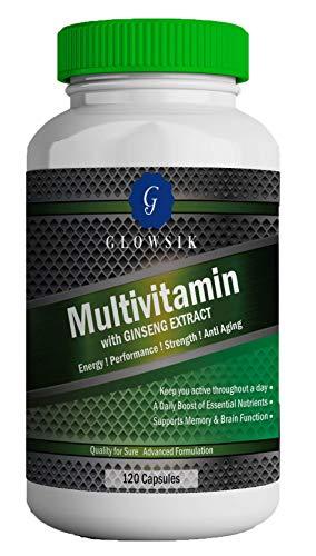 G-GLOWSIK BIOTIN MAXIMUM STRENGTH 10000 mcg (90- CAPSULES) with AMINO ACIDS & CALCIUM FOR HAIR, NAILS AND SKIN