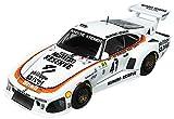 プラッツ/NuNu 1/24 レーシングシリーズ ポルシェ 935K3 プラモデル PN24006