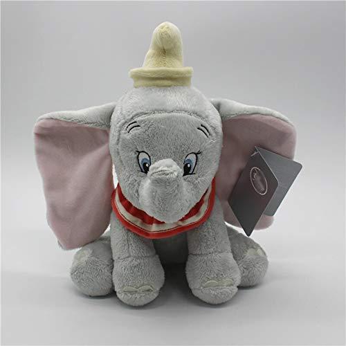 Peluches Sentado 25cm Dumbo Elefante Juguetes De Peluche Dumbo Animales De Peluche Juguetes Blandos para Regalo De Niño