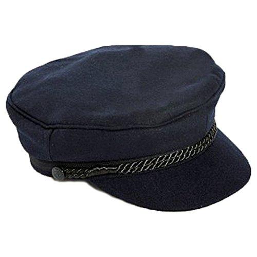 Modas Elbsegler - Traditionelle maritime Mütze, Größe:56