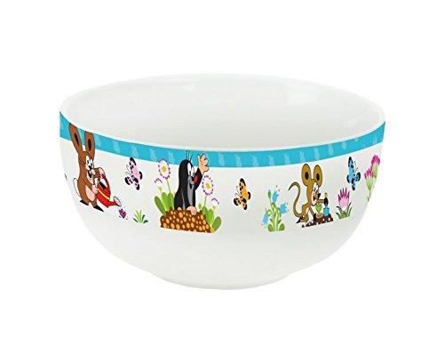 Trötsch Der kleine Maulwurf Lieblingsschale Winken: Aus Porzellan mit Geschenkverpackung (Geschirr)