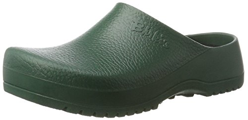 Birki's Unisex-Erwachsene Super Birki Clogs, Grün, 47 EU