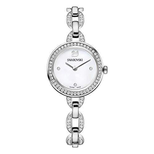 Swarovski Aila Mini Damen-Armbanduhr 28mm Armband Edelstahl Quarz 5253332